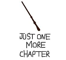 Harry Potter Just One More Chapter by Ship-Lisso