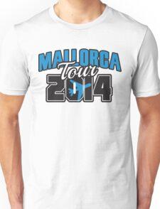Mallorca Tour 2014 Unisex T-Shirt