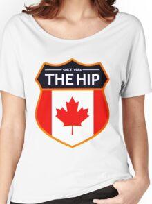 THE TRAGICALLY HIP - LEGEND LOGO SINCE 1982 Women's Relaxed Fit T-Shirt