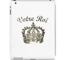 Your King iPad Case/Skin