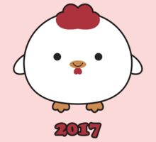 Year of the Rooster 2017 One Piece - Short Sleeve