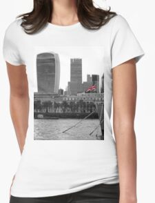 Rule Britannia Womens Fitted T-Shirt