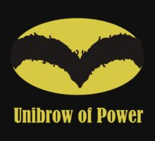The Dark Unibrow by newbs
