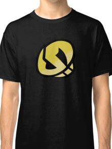 Team Skull Gold Logo - Pokemon Sun & Moon Classic T-Shirt
