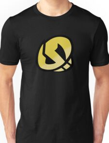 Team Skull Gold Logo - Pokemon Sun & Moon Unisex T-Shirt