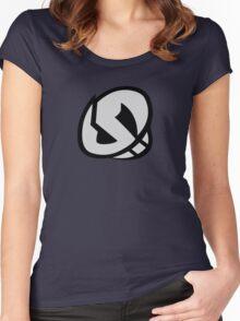 Team Skull - Pokemon Sun & Moon Women's Fitted Scoop T-Shirt