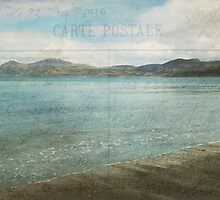 Postcard from the Seaside by Sarah Jarrett