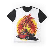 Peace Love Vdub Graphic T-Shirt
