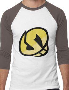 Team Skull - Pokemon Sun & Moon Men's Baseball ¾ T-Shirt