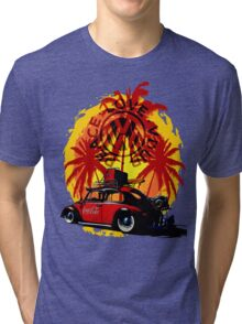 Peace Love Vdub Tri-blend T-Shirt