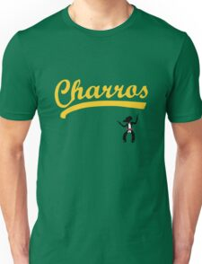 Kenny Powers 55 Charros Home Baseball Shirt Eastbound and Down Unisex T-Shirt