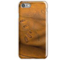 flea market catcher's mitt iPhone Case/Skin