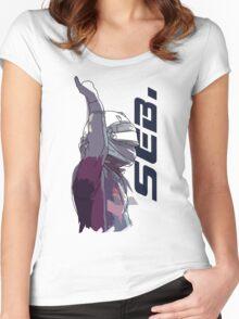 Sebastian Vettel Women's Fitted Scoop T-Shirt