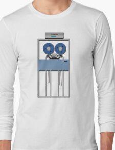 Mainframe Tape Drive Long Sleeve T-Shirt