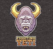 Fighting Yeti Sports Logo Unisex T-Shirt