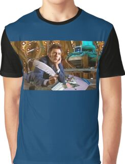 DRAW ME LIKE ONE OF YOUR ORGANIC CARBON BASED FEMALES OF FRENCH ORIGIN!!! Graphic T-Shirt