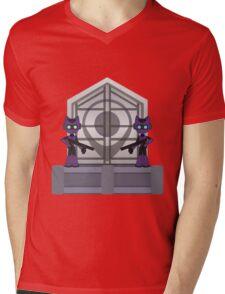 #Villainous - Umbra Guard Mens V-Neck T-Shirt