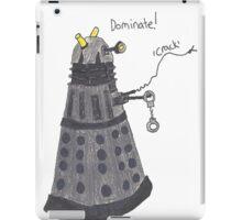 Domination Dalek  iPad Case/Skin