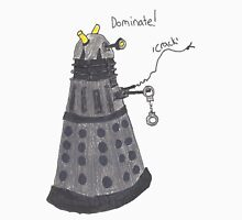 Domination Dalek  Unisex T-Shirt