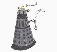 Domination Dalek  Unisex T-Shirt