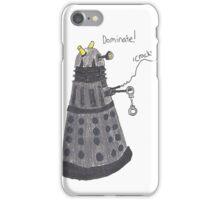 Domination Dalek  iPhone Case/Skin