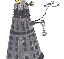 Domination Dalek  by HanniChickSoup