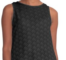 Dragon Scale (Black) Contrast Tank