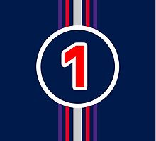 Vettel 1 by Tom Clancy