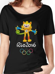 OLYMPICS rio 2016 Women's Relaxed Fit T-Shirt