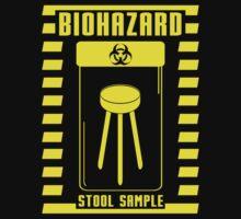Biohazard Stool Sample by Samuel Sheats