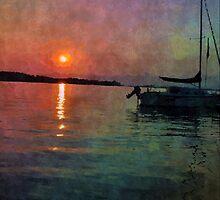 Calming Waters by DiedrichDesign