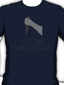 Buffy Just One More T-Shirt