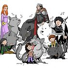 Game Of Thrones. by NaughtyBear