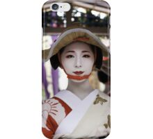 Hanagasa 2014 iPhone Case/Skin