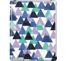 Triangles Are My Favourite Shape iPad Case/Skin