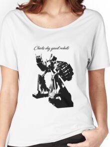 Megas XLR Women's Relaxed Fit T-Shirt