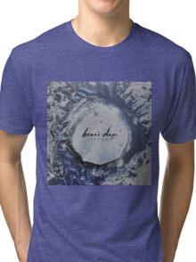 Bear's Den Islands LP Vinyl cover Tri-blend T-Shirt