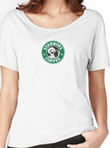 Starboks Pokemon Coffee  Women's Relaxed Fit T-Shirt