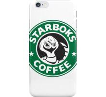 Starboks Pokemon Coffee  iPhone Case/Skin