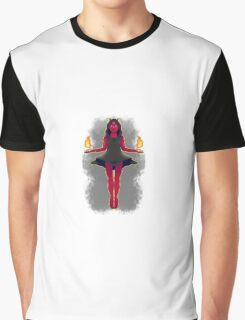tarot card of the devil Graphic T-Shirt