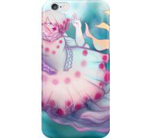 Allula the Jellymaid iPhone Case/Skin