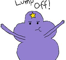Lumpy Space Princess: Lump Off! by HanniChickSoup