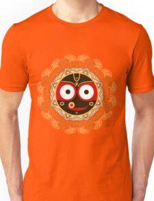 Jagannath. Indian God of the Universe. Lord Jagannatha. Unisex T-Shirt