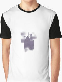 tarot card of the tower Graphic T-Shirt