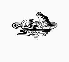 Frosch und Fisch Unisex T-Shirt