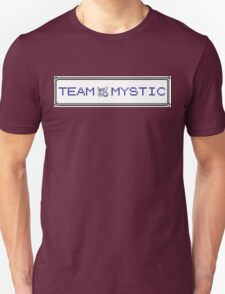 Retro Pokemon Team Mystic Unisex T-Shirt
