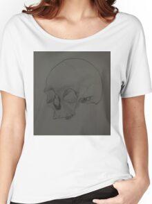 Crâne Women's Relaxed Fit T-Shirt