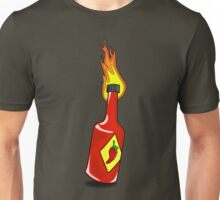 Cartoon Hot Sauce Unisex T-Shirt