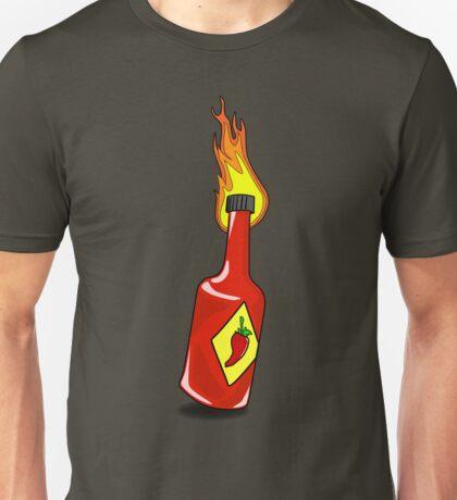 Cartoon Hot Sauce Unisex T-Shirt