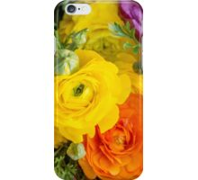 Ranunculus Big Bloom Photography iPhone Case/Skin